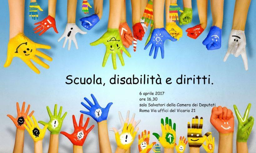 Scuola disabilità diritti