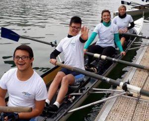 canottaggio e rowing